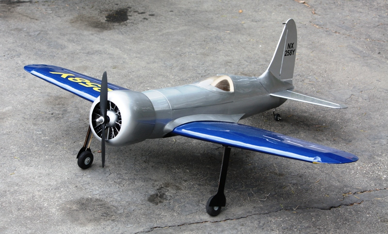 *Hughes H-1 V2 with Retracts